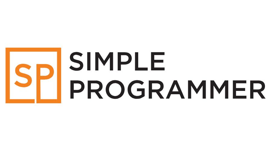 simple programmer vector logo svg png seekvectorlogo net simple programmer vector logo svg