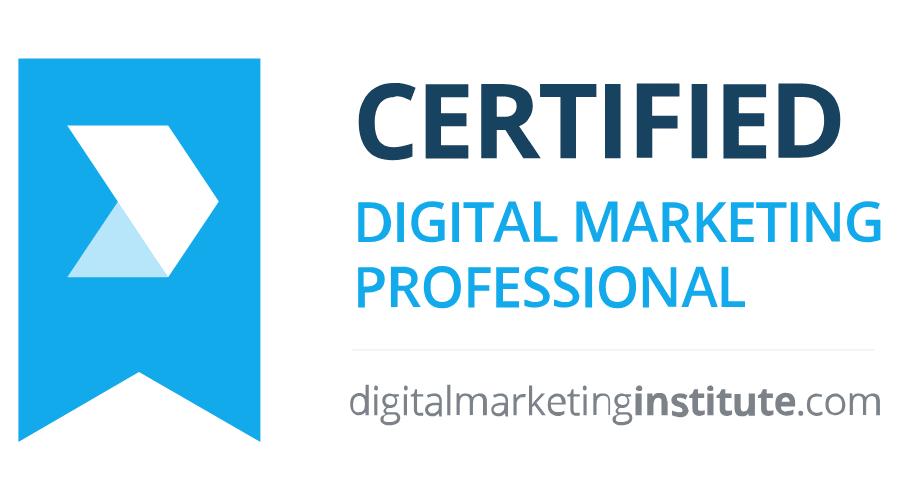 certified digital marketing professional vector logo svg png seekvectorlogo net certified digital marketing