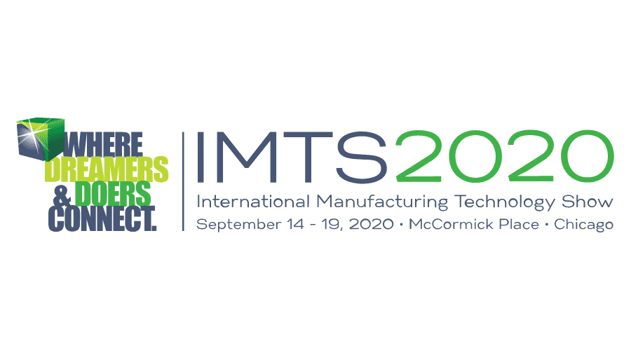 international manufacturing technology show imts 2020 vector logo Check the next sector events that JUARISTI will attend